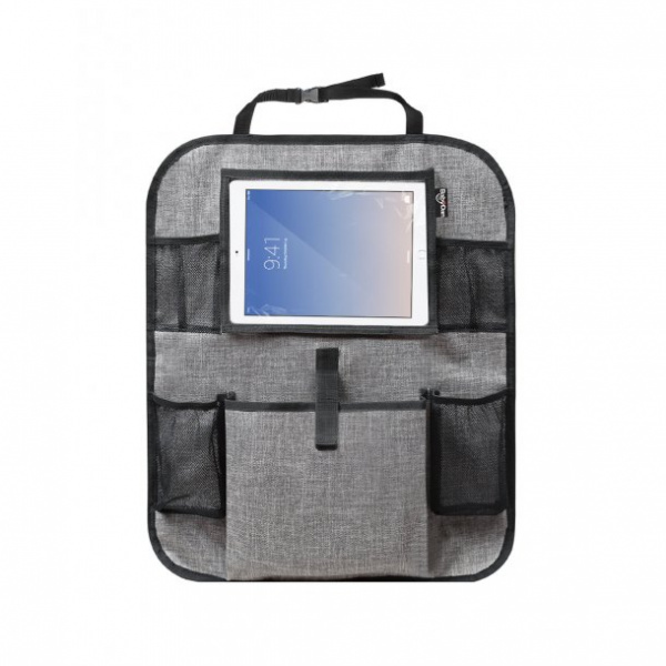 BabyDan, Tablet organizer, lux grey