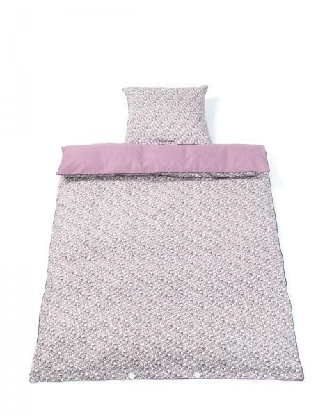 Smallstuff, sengetøy 80x100, sommerfugl