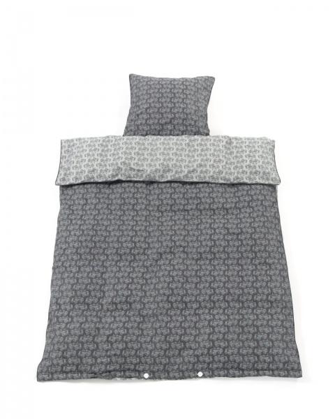 Smallstuff, sengetøy 80x100, traktor
