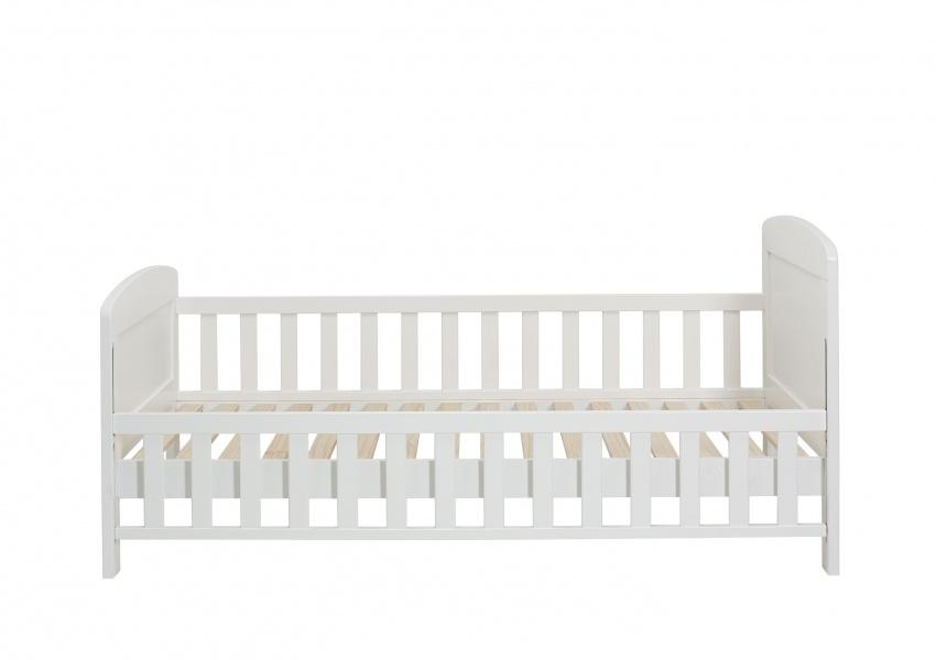 babydan seng Babydan Junior Seng 70x140 med senkbar side   Babybanden babydan seng
