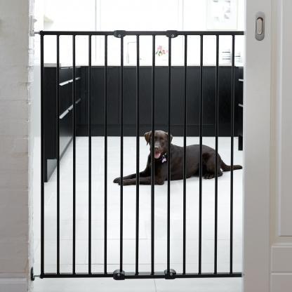 BabyDan, Pet Gate Streamline, koksgrå